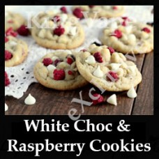 White Chocolate and Raspberry Cookie DIwhY 30ml