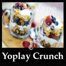 YoPlay Crunch 10ml NICOTINE FREE