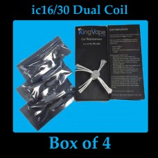 IC30 / IC16 Replacement Coils x 4