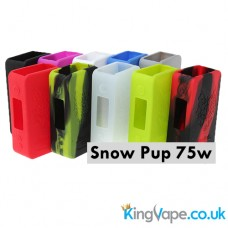 Silicone Sleeve Snow Wolf 75w