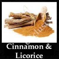 Cinnamon and Licorice 10ml NICOTINE FREE