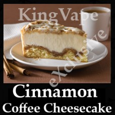 Cinnamon Coffee Cheesecake 10ml NICOTINE FREE