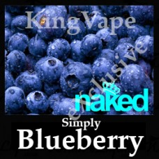 Simply Blueberry 10ml NICOTINE FREE