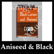 DIwhY Aniseed and Blackcurrant - Same Flavour Volume Saver (120ml, 210ml and 300ml)