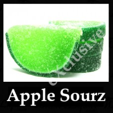 DIwhY Apple SourZ - Same Flavour Volume Saver (120ml, 210ml and 300ml)