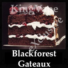DIwhY Black Fforest Gateaux - Same Flavour Volume Saver (120ml, 210ml and 300ml)