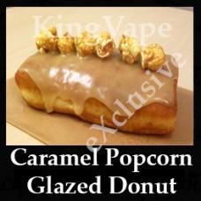 Caramel Popcorn Glazed Donut 10ml NICOTINE FREE