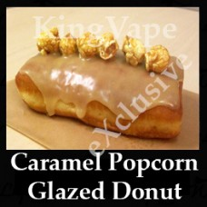 DIwhY Caramel Popcorn Glazed Donut - Same Flavour Volume Saver (120ml, 210ml and 300ml)