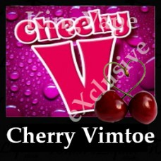 DIwhY Cherry Vim-toe - Same Flavour Volume Saver (120ml, 210ml and 300ml)