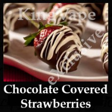 DIwhY Chocolate Covered Strawberries - Same Flavour Volume Saver (120ml, 210ml and 300ml)