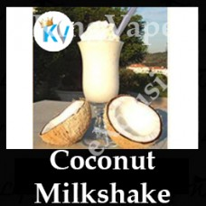 DIwhY Coconut Milkshake - Same Flavour Volume Saver (120ml, 210ml and 300ml)