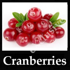 Cranberries 10ml NICOTINE FREE