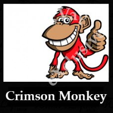 Crimson Monkey 10ml NICOTINE FREE
