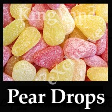 Pear Drops 10ml NICOTINE FREE