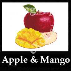 Apple and Mango 10ml NICOTINE FREE