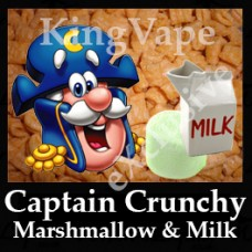 DIwhY Captain Crunchy (Marshmallow and Milk) - Same Flavour Volume Saver (120ml, 210ml and 300ml)