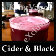 Cider and Blackcurrant 10ml NICOTINE FREE