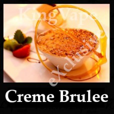 DIwhY Creme Brulee - Same Flavour Volume Saver (120ml, 210ml and 300ml)