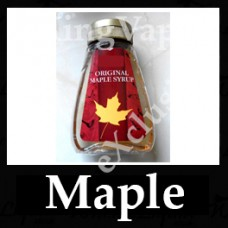 Maple Syrup 10ml NICOTINE FREE