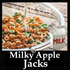 Milky Apple Jacks DIwhY 30ml