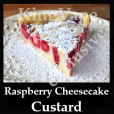 Raspberry Cheesecake and Custard DIwhY 30ml
