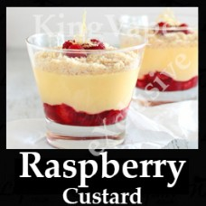 Raspberry Custard 10ml NICOTINE FREE