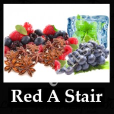 Red A-Stair 10ml NICOTINE FREE