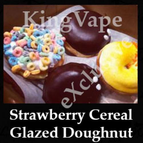 Doughnut 30ml : Strawberry Cereal Glazed Donut DIwhY 30ml