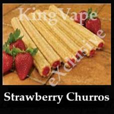 DIwhY Strawberry Churrios - Same Flavour Volume Saver (120ml, 210ml and 300ml)