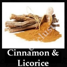 DIwhY Cinnamon and Licorice - Same Flavour Volume Saver (120ml, 210ml and 300ml)