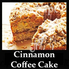 DIwhY Cinnamon Coffee Cake - Same Flavour Volume Saver (120ml, 210ml and 300ml)