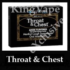 Throat and Chest 10ml NICOTINE FREE